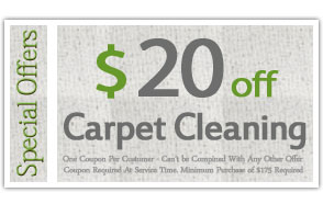The Carpet Cleaning Coupon Dallas TX